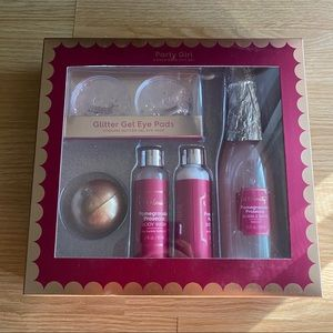 Ulta Beauty Party Girl Set 5 Piece Bath Set New